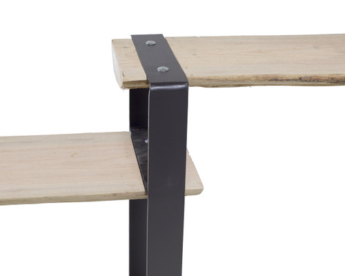The 201 Console Table Split Level