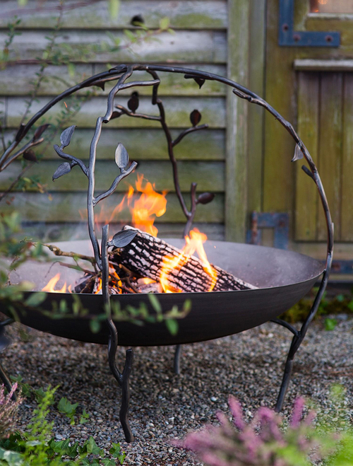 Evening Shade Fire Pit