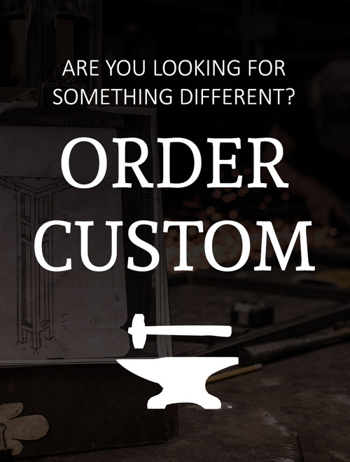 Custom Forged For You