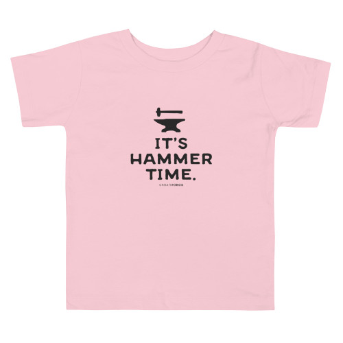 Hammer Time Toddler Short Sleeve Tee