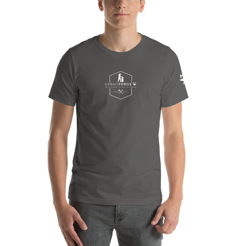 UF Blacksmith Logo Tee