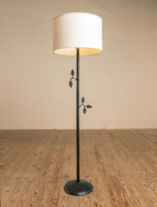 Evening Shade Iron Floor Lamp