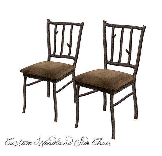Custom Greenwood Side Chair