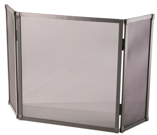 Fire Screen Full Faced Triple Panel