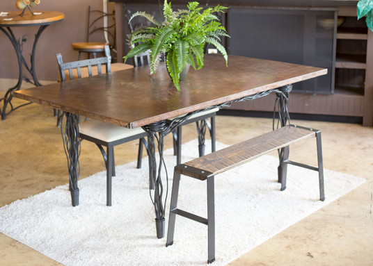 Black River Farm Dining Table