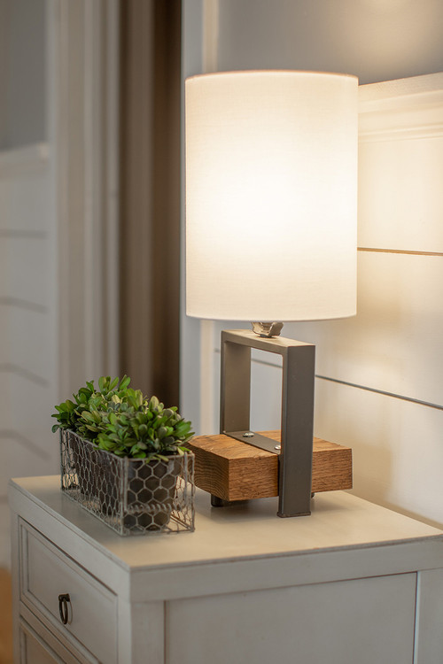 The 201 Square Lamp