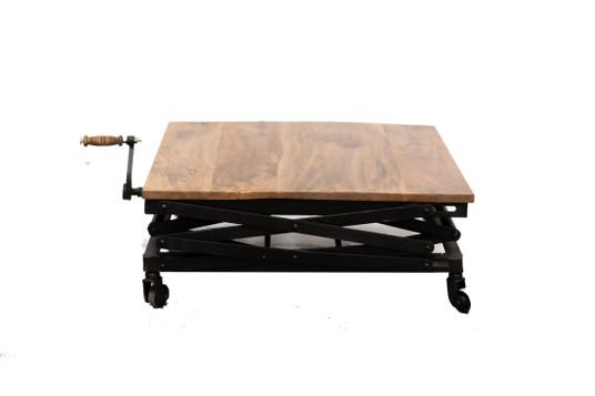 Jack Adjustable Side Table