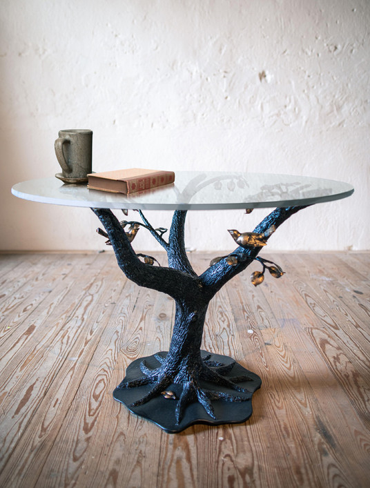 Tree of Life Side Table