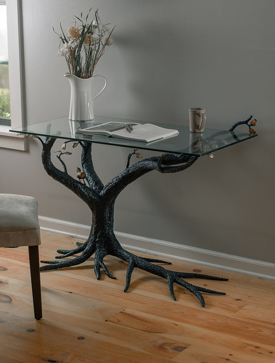 Tree of Life Writing Desk