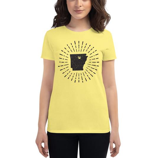 UF Arkansas Original Women's short sleeve t-shirt