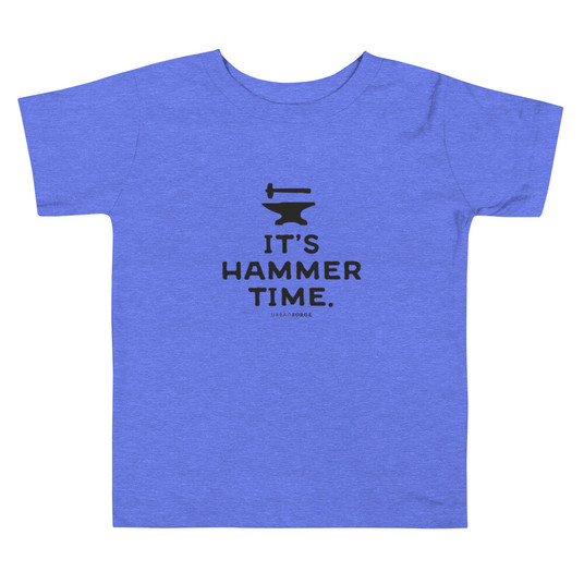 Hammer Time Toddler Short Sleeve Tee