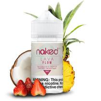 Naked 100 Lava Flow E-Liquid 60ml