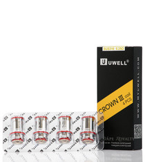 Uwell Crown III Sub-Ohm 5-Pack Replacement Coils