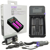 Efest LUC V2 LCD Battery Charger