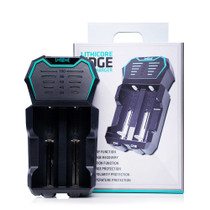 Lithicore Edge 2 Bay Battery Charger