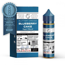 Glas Basix Series E-liquid Blueberry Cake 60mL
