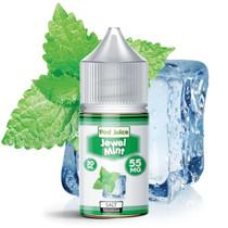 Pod Juice Salt E-Liquid Jewel Mint 30mL