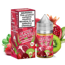 Jam Monster Strawberry Kiwi Pomegranate Salt Nic 30mL