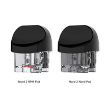 SMOK Nord 2 Pods 3-Pack Replacement Cartridges No coils