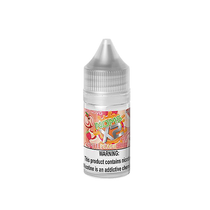 Noms X2 Salts White Peach Raspberry 30ml