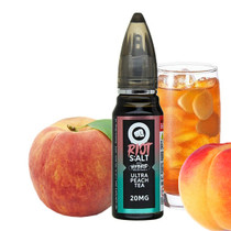Riot Squad Hybrid Salt Ultra Peach 30ml