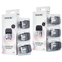 SMOK Novo X 3 Pack Replacement Pods