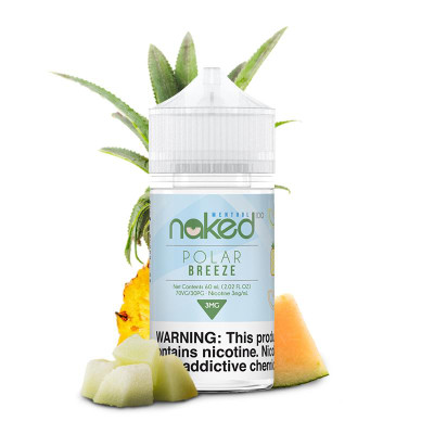 Naked 100 Polar Breeze E-Liquid 60ml