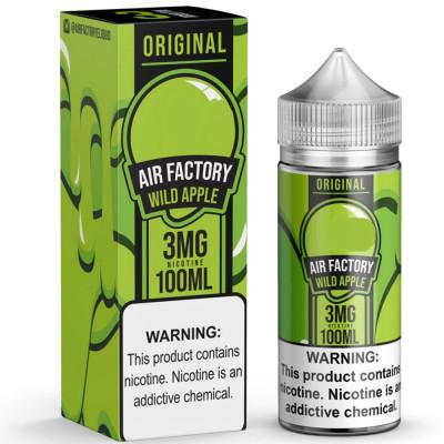 Air Factory E-liquid Wild Apple Flavor - 100 ml