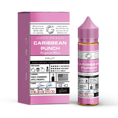 Glas Basix Series E-liquid Caribbean Punch 60mL