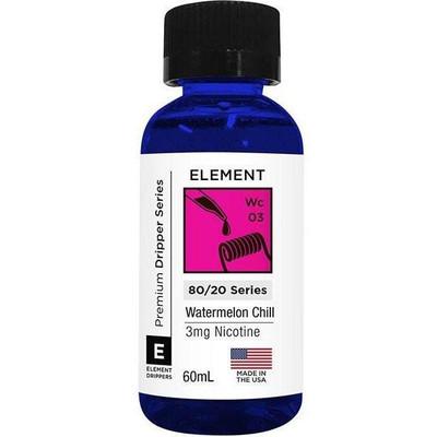 Element E-Liquid Watermelon Chill (60 Ml)