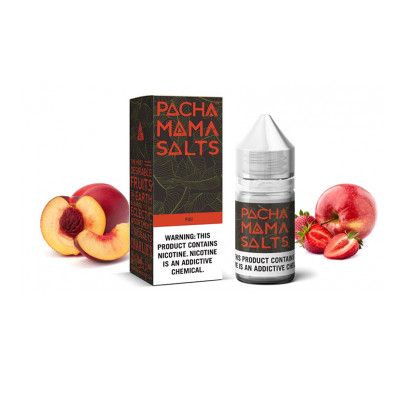 Pachamama E-Liquid Salts Fuji Apple 30ml