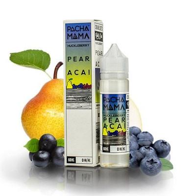 Pachamama E-Liquid Huckleberry Pear Acai 60ml