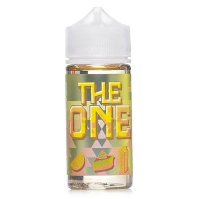 Beard Vape Liquid The One Lemon 100ml