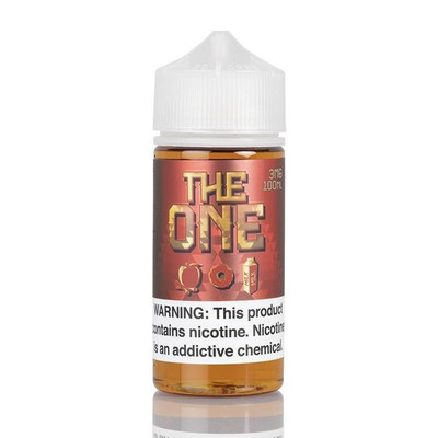 Beard Vape Liquid The One Apple 100ml