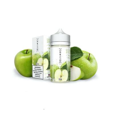 Skwezed Vape Juice Green Apple 100ml