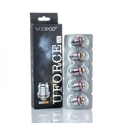 VOOPOO UFORCE 5-Pack Replacement Mesh Coils