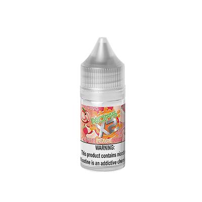 Noms X2 Salts White Peach Raspberry 30ml