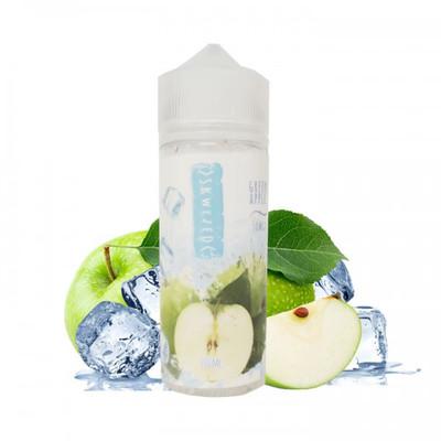 Skwezed Vape Juice Green Apple Ice 100ml