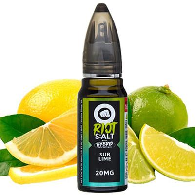Riot Squad Hybrid Salt Sub-Lime 30ml