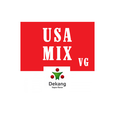 Dekang E-liquid VG USA MIX 30mL