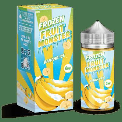 Frozen Fruit Monster Frozen Banana Vape Juice - 100ml
