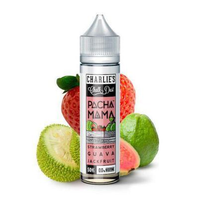 Pachamama E-Liquid Strawberry Guava Jackfruit 60ml