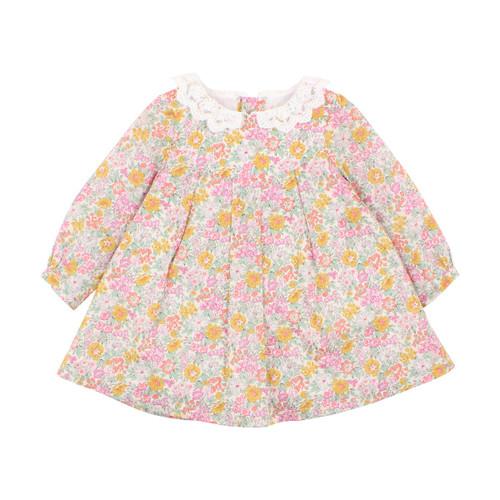 Bebe - Liberty Lace Collar Dress