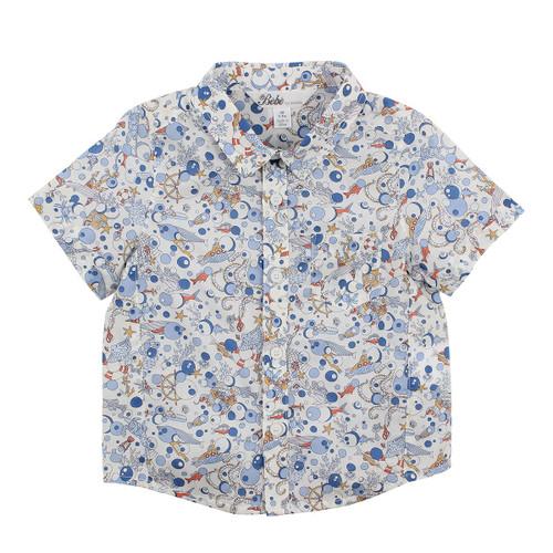 Bebe - Liberty Shirt - Ocean Trea