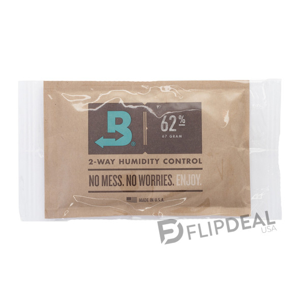 Boveda -Size 67 Gram 62% RH Humidity Single