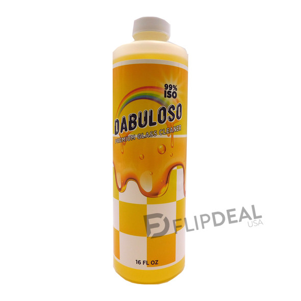 Dabuloso Premium Glass Cleaner 16oz (Single Unit)