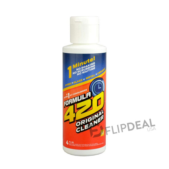 Formula 420 Cleaner - Pyrex, Glass, Metal and Ceramic