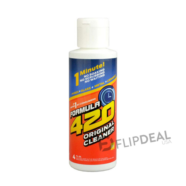 Formula 420 Cleaner - Pyrex, Glass, Metal and Ceramic