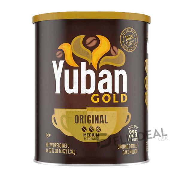 Yuban Gold Coffee Safe Can (Single Unit)