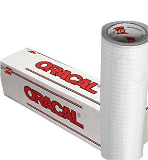 Clear Application Tape, Medium Tack Transfer Tape - Works great with 651, 631 as well as printed graphics